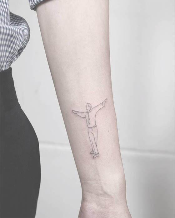 tatuaje minimalista tumblr