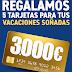 Borges te regala 3.000€ para viajar