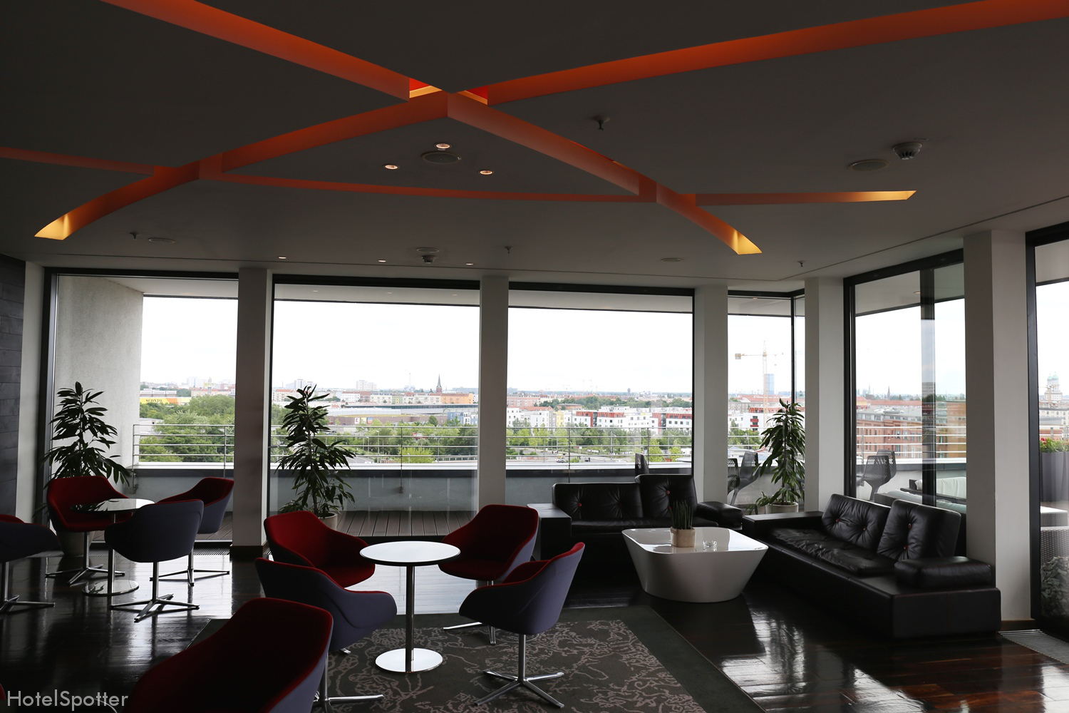 andel's by Vienna House Berlin - executive lounge review