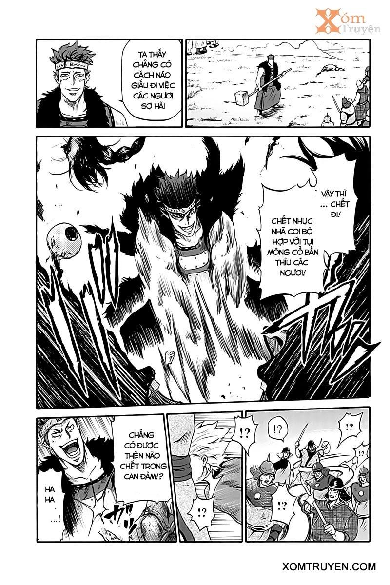 Horizon (okada takuya) chap 1 trang 10