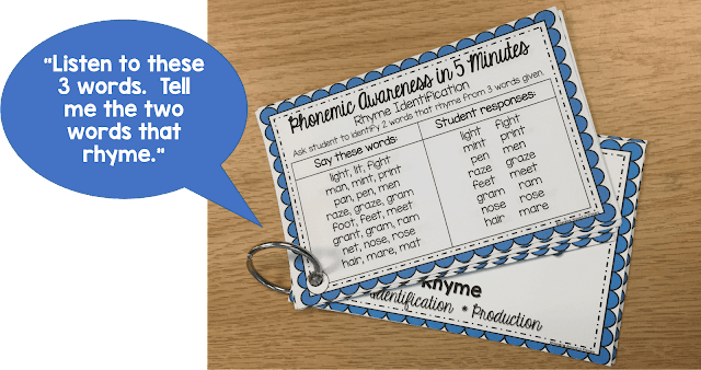 Using phonemic awareness word lists online with your students is a good way to provide practice.