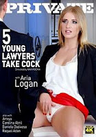 5 Young Lawyers Take Cock xxx (2016)