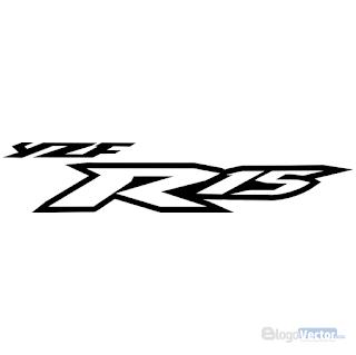 YZF-R15 Logo vector (.cdr)