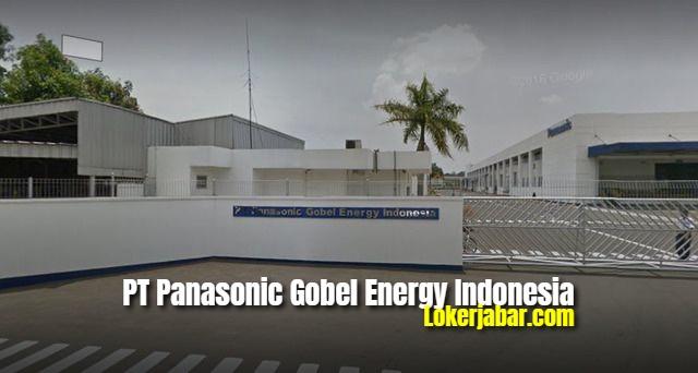 Lowongan Kerja PT Panasonic Gobel Energy Indonesia 2021