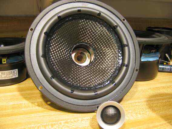 How To Remove & Disconnect Tweeter From Coaxial Speakers