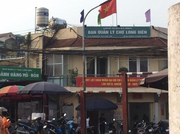 """Bí mật """"chấn động"""" ở chợ Long Biên sau vụ Hưng """"kính"""""""
