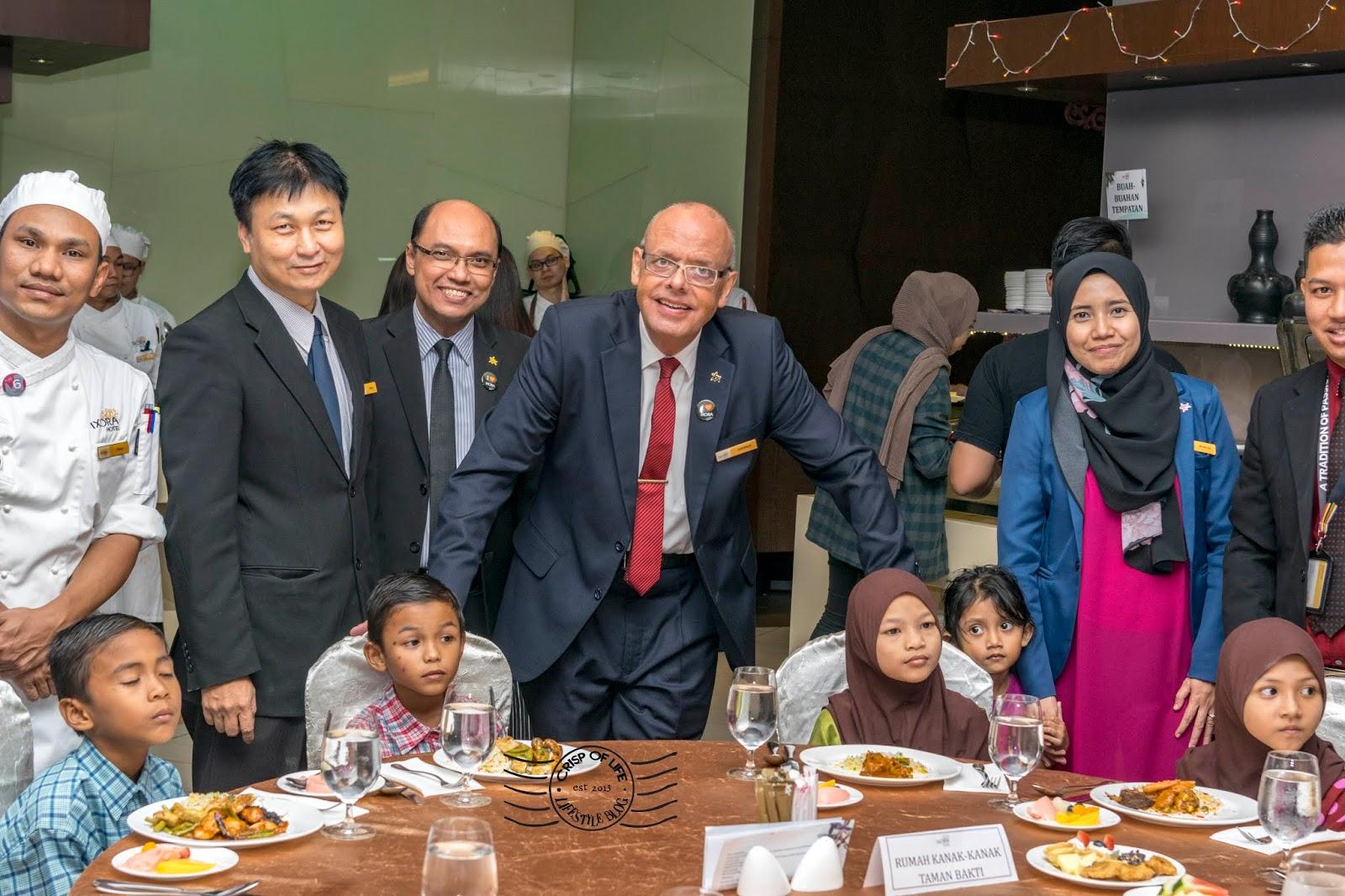 Buffet Ramadan Ixora 2018