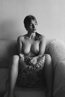 热裸女 - Naked Girl Art - 20200803