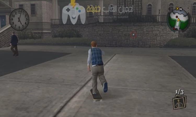 تحميل لعبة Bully للكمبيوتر برابط مباشر