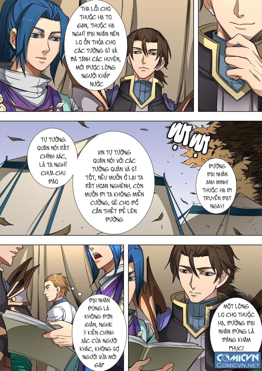 Đường Dần Tại Dị Giới Chap 190 - Trang 7