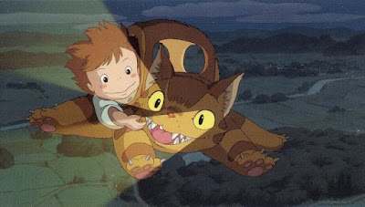 Studio Ghibli: Mei and the Kittenbus