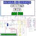 Esquema Elétrico Manual de Serviço ASUS A8S F8S Notebook Laptop Placa Mãe  - Schematic Service Manual