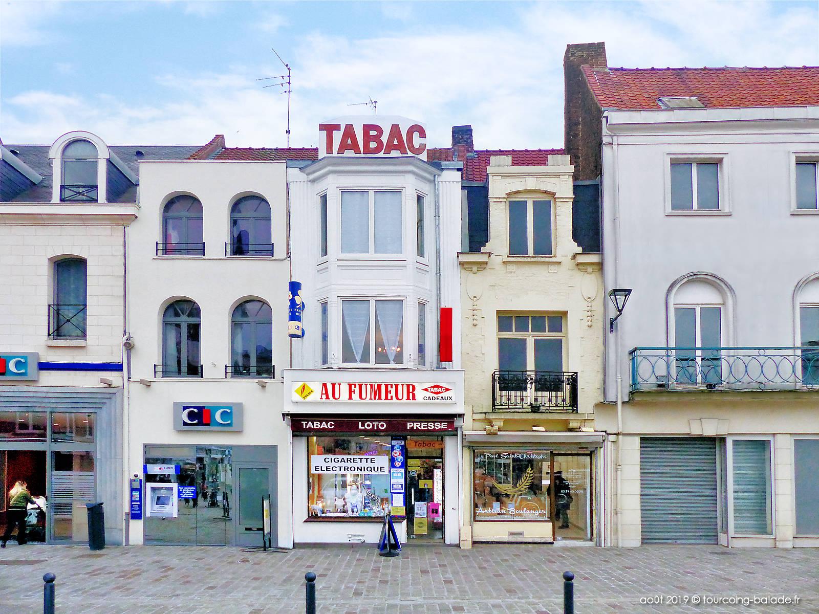 Au Fumeur - Tabac Loto Presse - Tourcoing Centre