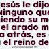 Lucas 9:62