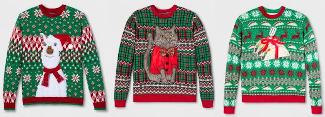 ugliest holiday sweaters 2018