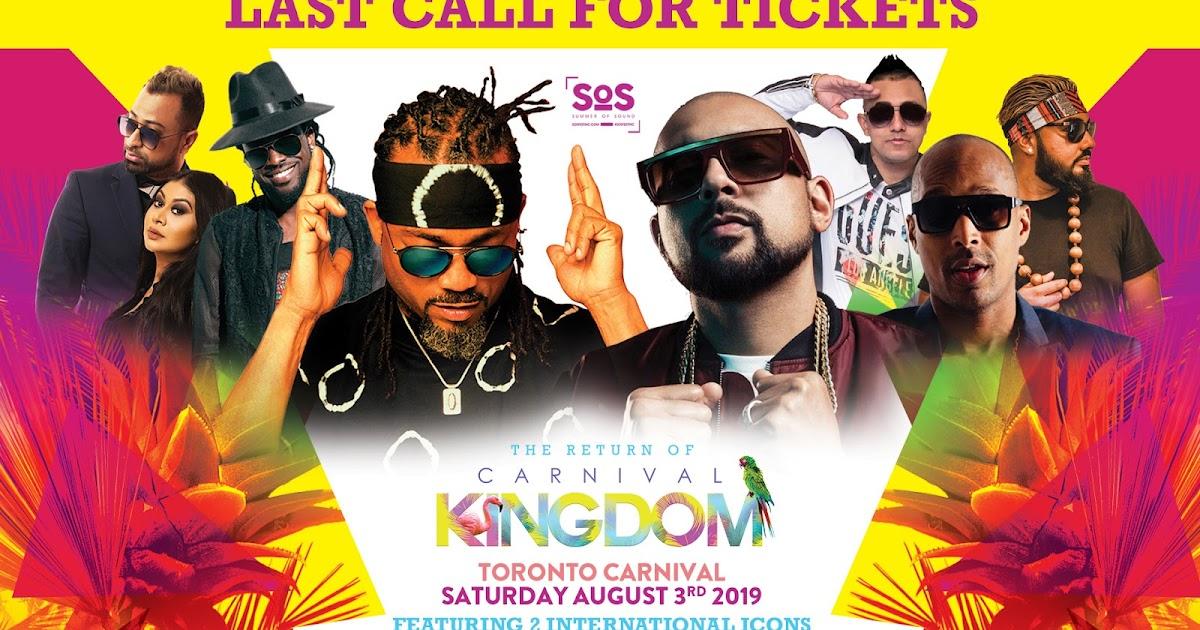 C A  Confidential: Carnival Kingdom featuring Machel Montano