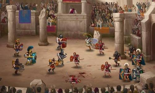 Story of a Gladiator Game Free Download