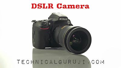 DSLR Camera in hindi