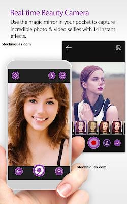 تطبيق  You Cam Perfect الرائع  لتحرير الصورك للأندرويد والأيفون