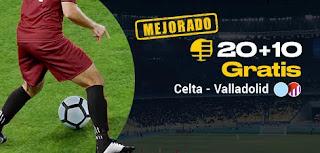 bwin promo Celta vs Valladolid 29-11-2019