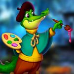 PG Painter Crocodile Escape