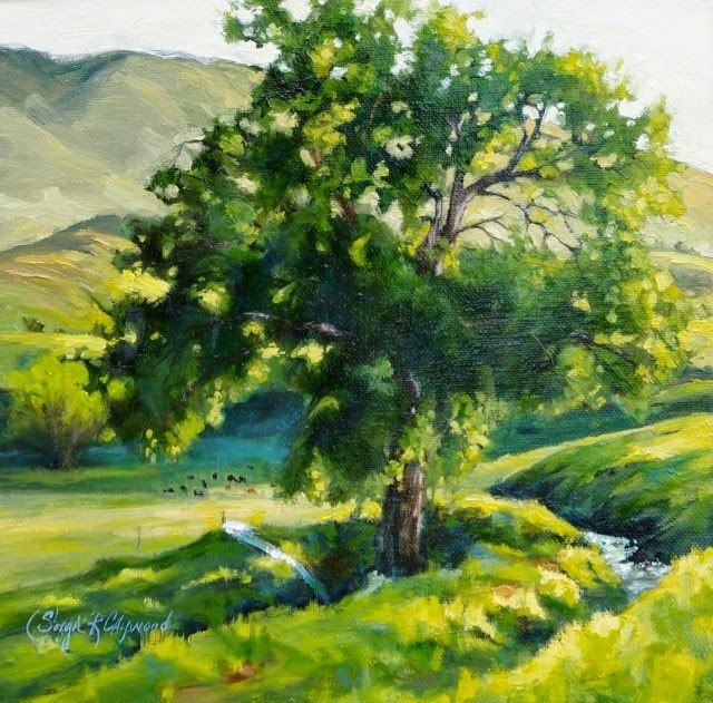 Красота сельской жизни. Sonja Caywood