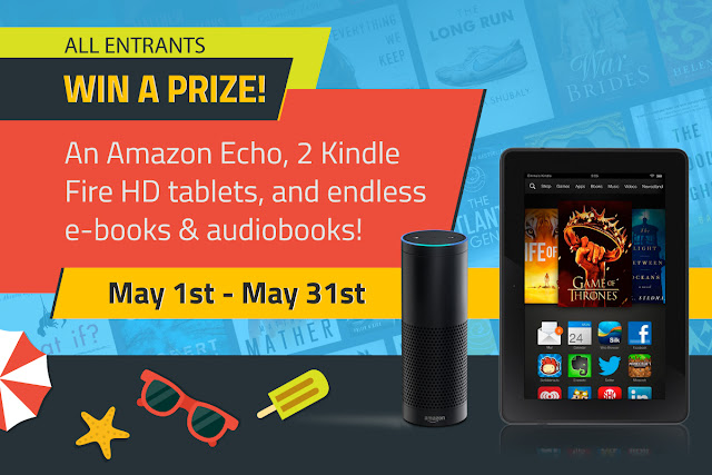 http://www.colbyrrice.com/giveaways/kindle-echo-kindle-fire-hd-audiobook-e-book-lot-summer-giveaway/