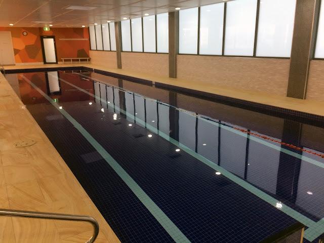 Meriton Church Street Parramatta Pool