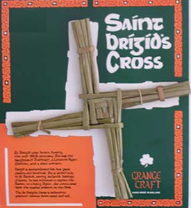 St. Brigid's Cross at The Irish Gift House