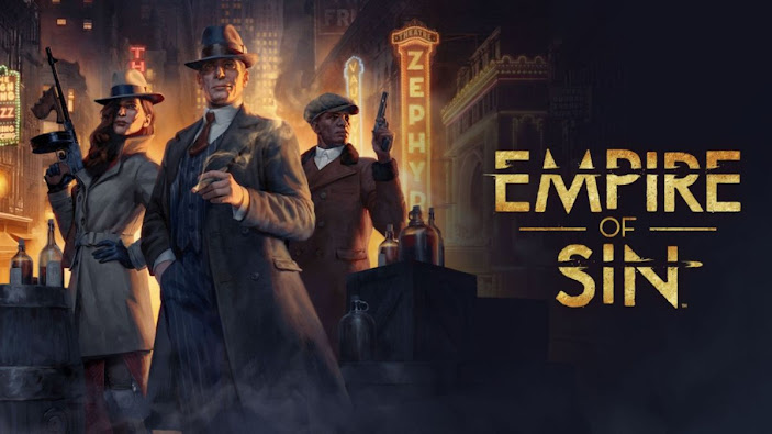 Empire of Sin Review: Good Ideas with Wobbly Execution