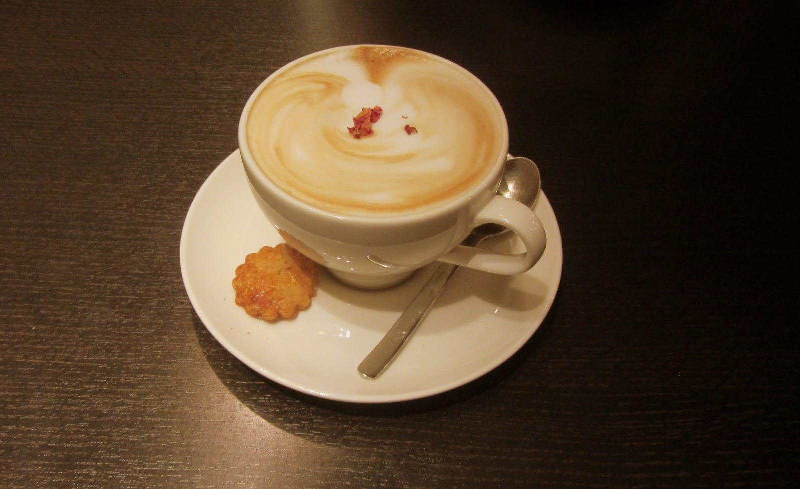 Rose Latte Acoustic Tea Lounge Al-Khobar Saudi Arabia blogging