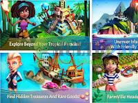 FarmVille: Tropic Escape Apk Mod v1.9.763 (Mod Infinite Gems)