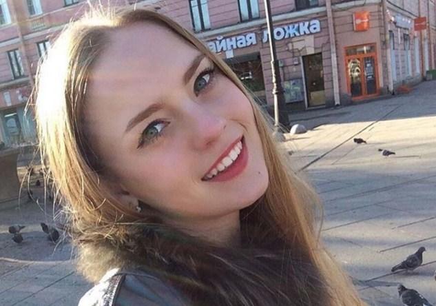 Oksana Neveselaya Guru Metematika Muda Paling Cantik Di Dunia