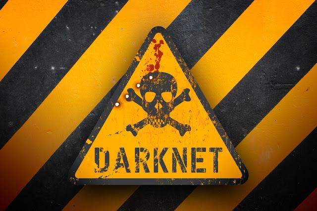 الصناديق العشوائية من الانترنت المظلم أو الدارك ويب - موقع عناكب