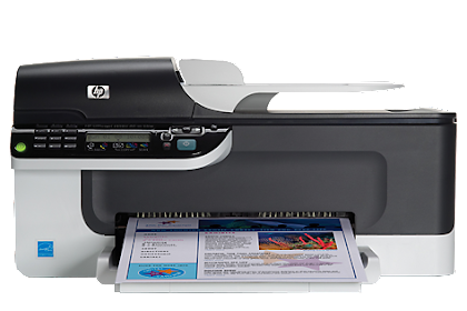 Drivers HP Officejet J4540 Download Windows, Mac, Linux