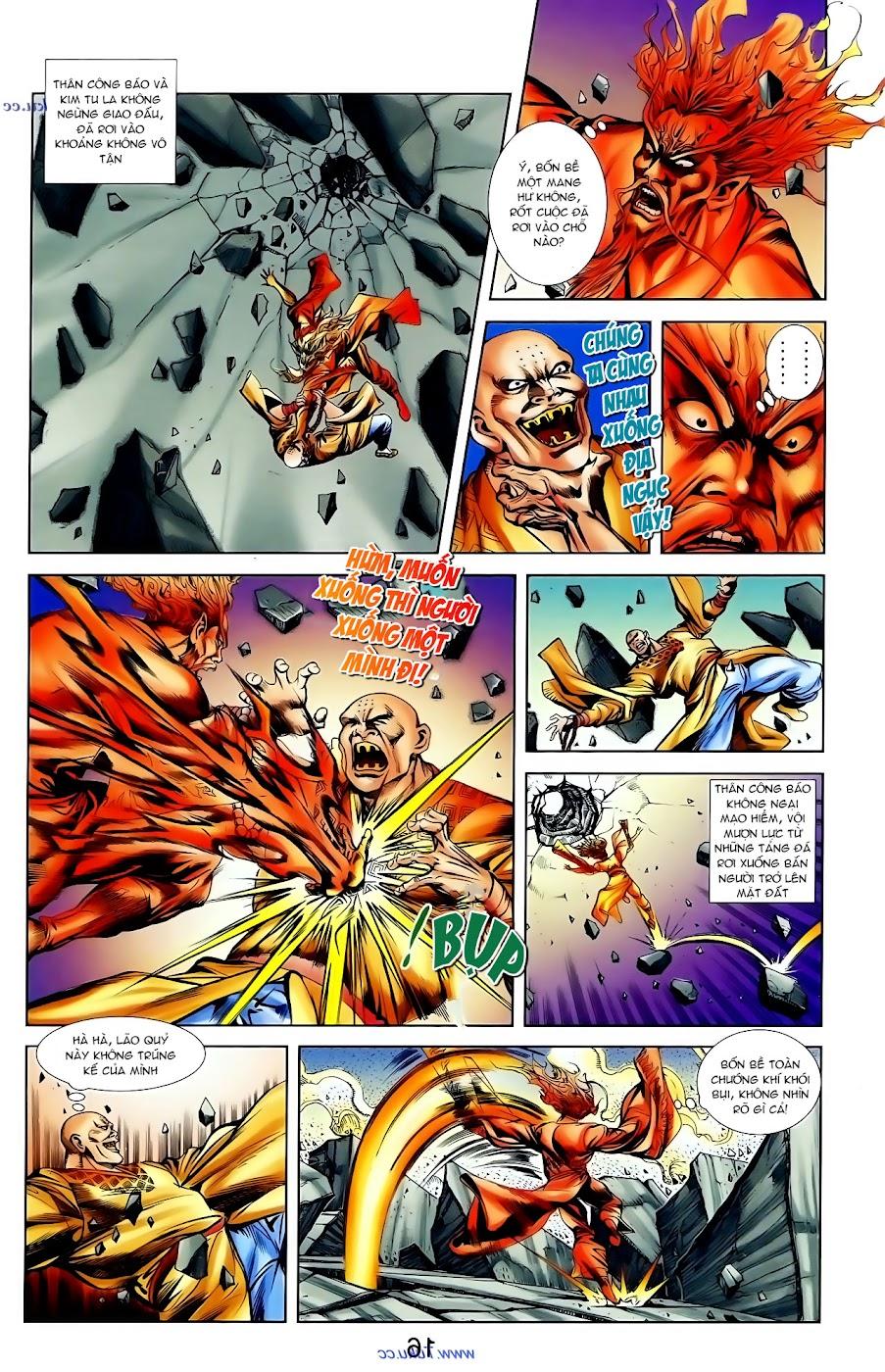Cơ Phát Khai Chu Bản chapter 99 trang 10