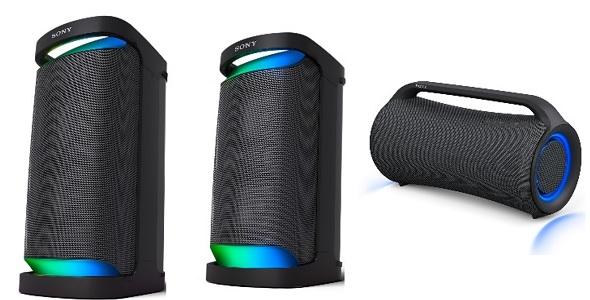 Sony SRS-XP500, SRS-XG500 and SRS-XP700