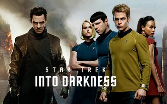 Cele Mai Bune FILME SCI-FI Ale Anului 2013 - Star Trek Into Darkness