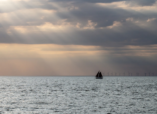 Photo of Yacht Manatee on the Solway Firth