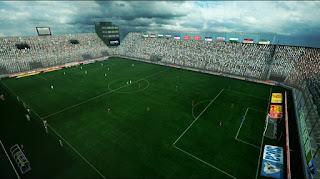 Estadio Florencia Sola - Banfield, Formato GDB Pes 2013
