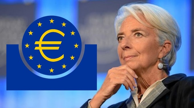 اليورو فى انتظار خطاب كريستين لاجاردى رئيسة البنك المركزي الأوروبي