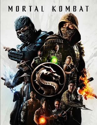 mortal kombat movie poster wallpaper screensaver