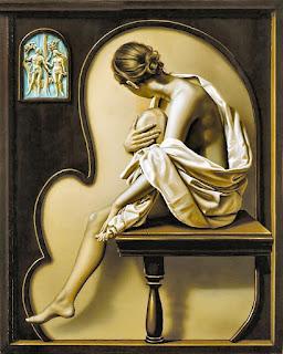 creaciones-femeninas-pintadas-en-hiperrealismo mujeres-pintadas-surrealismo-hiperrealismo