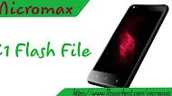 Micromax C1 Flash File Stock Rom ( SW V06 HW V3.0 ) | RepairHost
