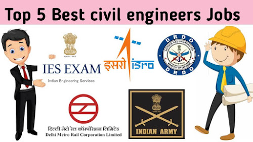 top 5 best civil engineering job