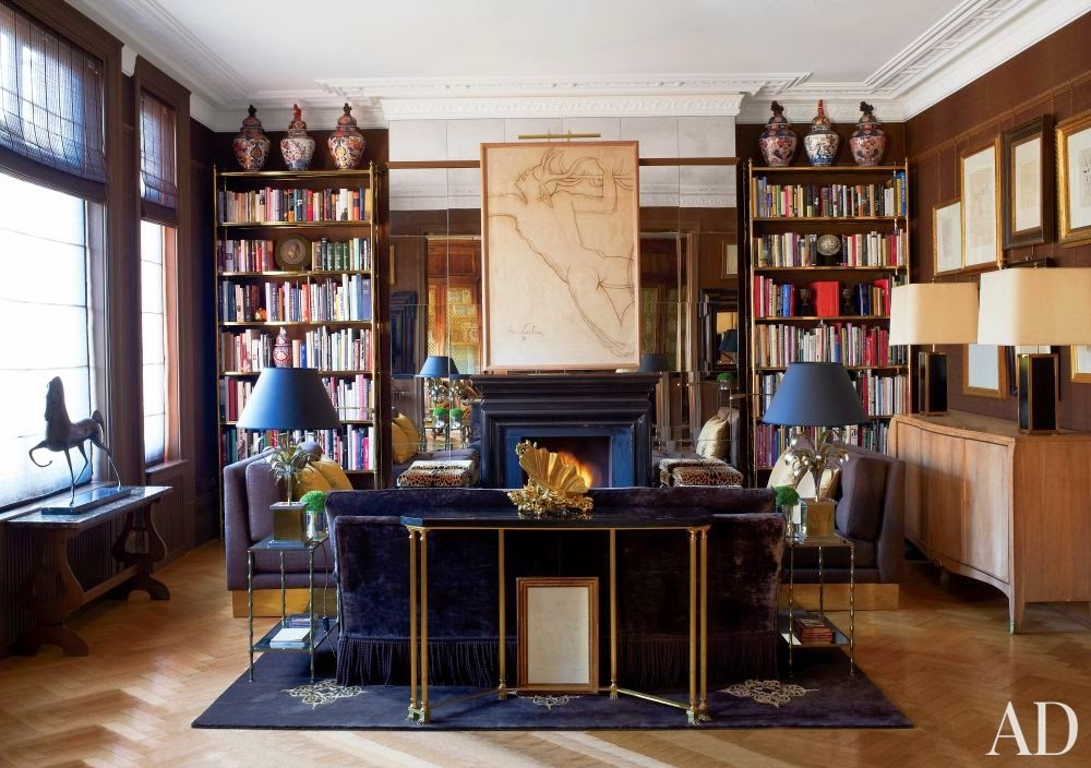 3a08a407d8879 Decor Inspiration London pied-a-terre of Paolo Moschino and Philip ...