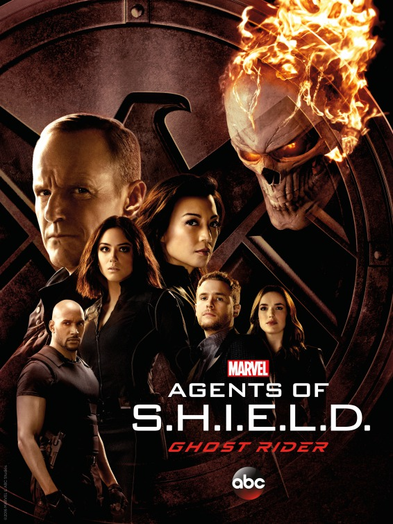 Agents of SHIELD season 4 poster