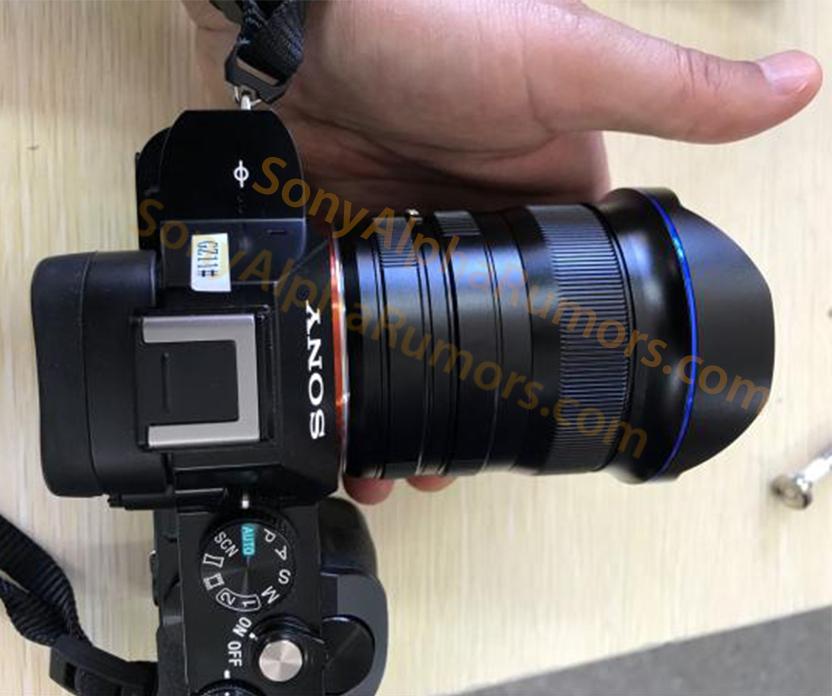 Объектив Laowa 10-18mm с камерой Sony