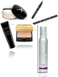 ARTISTRY BEAUTY ITEMS
