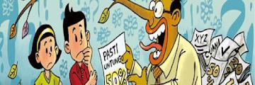 Waspadai.!!! 8 Ciri-ciri Investasi Bodong Menurut OJK
